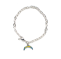 San Diego Chargers Logo Bracelet