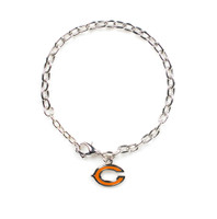 Chicago Bears Logo Bracelet