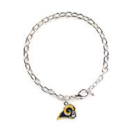 St. Louis Rams Logo Bracelet