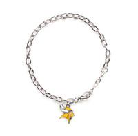 Minnesota Vikings Logo Bracelet