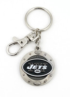 New York Jets Impact Key Ring