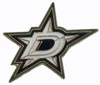 Dallas Stars Logo Pin