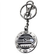 Seattle Seahawks Impact Key Ring