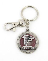 Atlanta Falcons Impact Key Ring