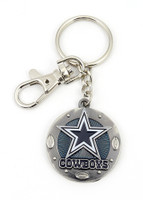 Dallas Cowboys Impact Key Ring