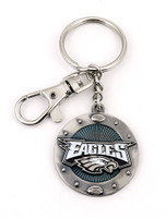 Philadelphia Eagles Impact Key Ring