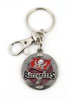 Tampa Bay Buccaneers Impact Key Ring