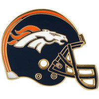Denver Broncos Helmet Pin