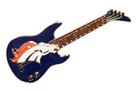 Denver Broncos Guitar Pin