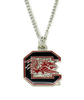 South Carolina Logo Pendant