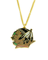 North Dakota Logo Pendant