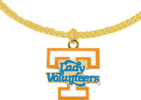Tennessee Lady Vols Logo Pendant