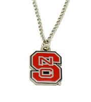 North Carolina State Logo Pendant
