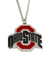 Ohio State Logo Pendant