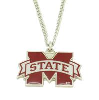 Mississippi State Logo Pendant