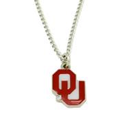 Oklahoma Logo Pendant