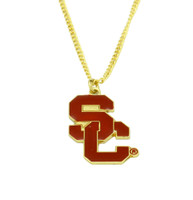 USC Logo Pendant