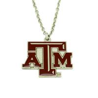 Texas A&M Logo Pendant