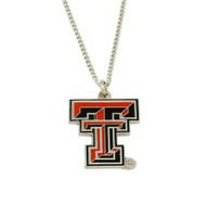 Texas Tech Logo Pendant