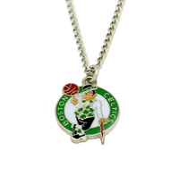 Boston Celtics Logo Pendant