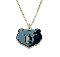 Memphis Grizzlies Logo Pendant