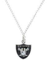 Oakland Raiders Logo Necklace
