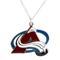 Colorado Avalanche Logo Necklace