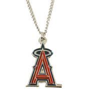 Los Angeles Angels Logo Necklace.