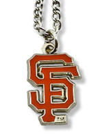 San Francisco Giants Logo Pendant