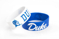 Duke Wide Wristbands (2 Pack)
