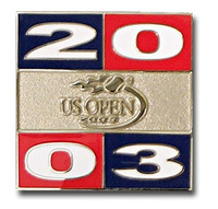 2003 US Open Executive Pin