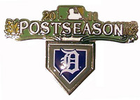 Detroit Tigers 2011 Post Season Pin