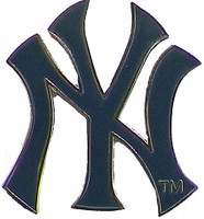 "New York Yankees ""NY"" Logo Pin"