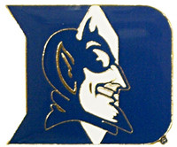 Duke Logo Pin