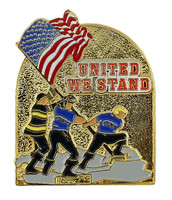 FDNY United We Stand Pin
