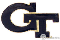 Georgia Tech Logo Pin