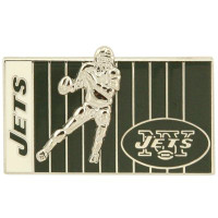New York Jets Field Double Pin