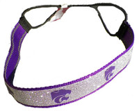 Kansas State Sparkle Head Band