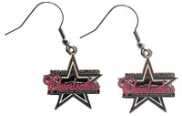 Dallas Cowboys Cheerleader Earrings