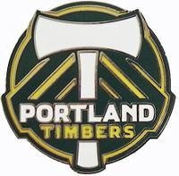 Portland Timbers Logo Pin