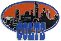 Indianapolis Colts Skyline Lapel Pin