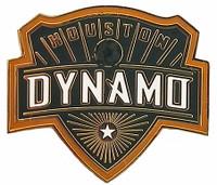 Houston Dynamo Logo Pin
