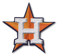 Houston Astros BP Jersey Patch