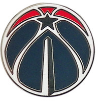 Washington Wizards Logo Pin - New