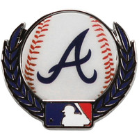 Atlanta Braves Baseball Pin