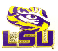 LSU Logo/Tiger Pin