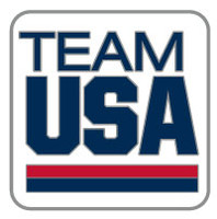TEAM USA Olympic Pin