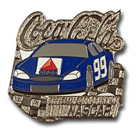 Jeff Burton #99 Car Pin