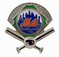 New York Mets Field Pin