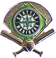 Seattle Mariners Field Pin